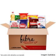 Cesta Básica de Alimentos para Doação P - 13 Itens