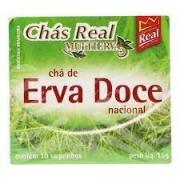 Chá Erva Doce Multiervas Real 10g
