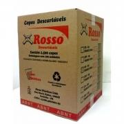COPO 180ML BR PCT 100 ABNT ROSSO CX FECHADA