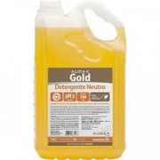 Detergente Neutro 5L Gold