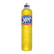 Detergente Neutro amarelo Ypê 500ml