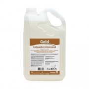 Limpador Amoniacal 1/10 Gold 5L