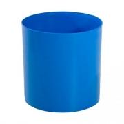 Lixeira Azul 14L 30X24cm Bralimpia