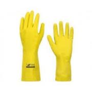 Luva Multiuso M amarela Volk