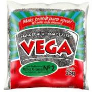 Palha de Aço nº2 Vega