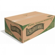 Papel Toalha Interfolha 2 dobras 22,5X20,5cm Luxo Natureza
