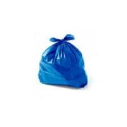 Saco de Lixo azul 150L (100 unidades)