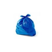 Saco de Lixo azul 60L (100 unidades)