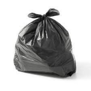 Saco de Lixo preto 20L (100 unidades)