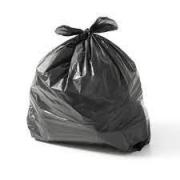 Saco de Lixo preto 60L (100 unidades)