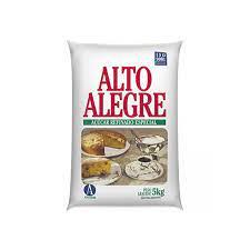 Açúcar Refinado Alto Alegre 5Kg