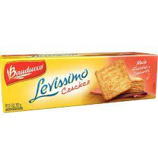 Biscoito Cream Cracker Levíssimo Bauducco 200g