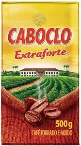 Café Caboclo Extra Forte Vácuo 500g