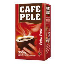Café Extra Forte Vácuo Pelé 500g