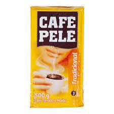 Café Pelé Tradicional Vácuo 500g