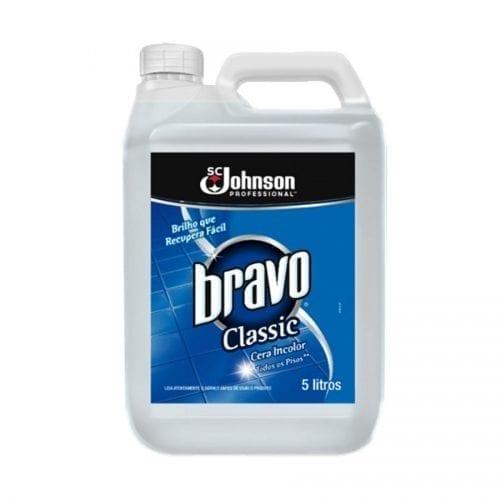 Cera Líquida Incolor Bravo 5L