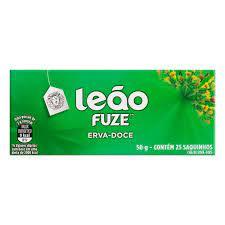 Chá Erva Doce Leão 25 Saquinhos 50g