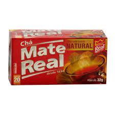 Chá Mate Real Natural 32g
