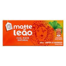 Chá Matte Leão Natural 25 Saquinhos 40g
