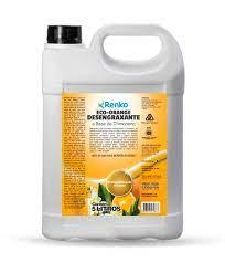 Desengraxante 5L à base de d?limoneno Eco Orange