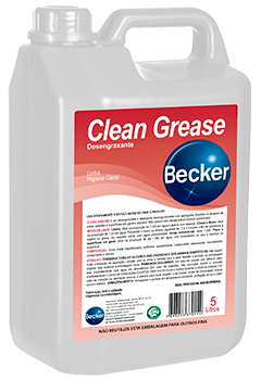 Desengraxante 5L Plus Clean Grease