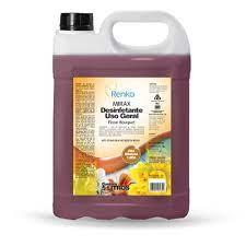 Desinfetante Concentrado 5 litros Floral Mirax