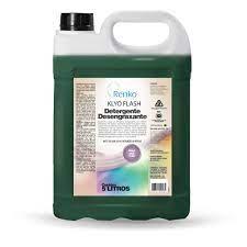 Detergente 5L Concentrado Desengraxante Klyo Flash