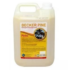 Detergente Desengraxante 5L Becker Pine