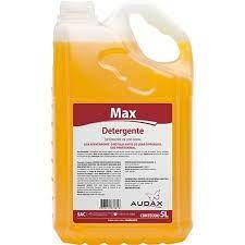 Detergente Neutro 5L Concentrado 1/100 Max