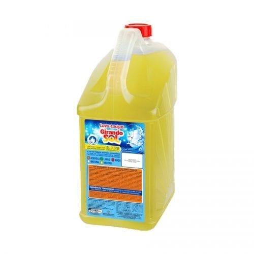 Detergente Neutro 5L Girando Sol