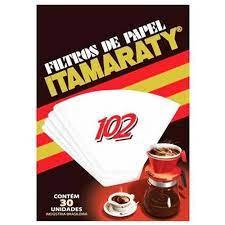 Filtro de Papel 102 Itamaraty