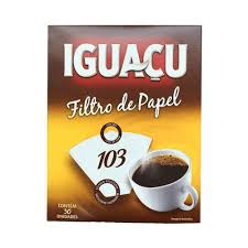 Filtro de Papel 103 Iguaçu