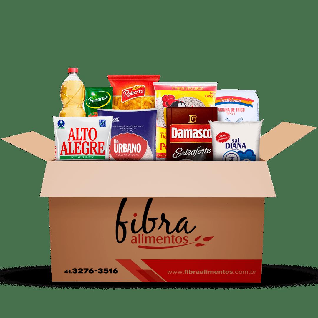 KIT Quarentena - Alimentos II