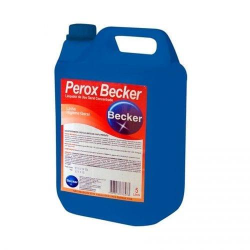 Limpador Concentrado Perox Becker 5L