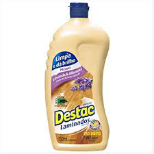 Limpador de uso direto para Pisos Laminados Destac 750ml