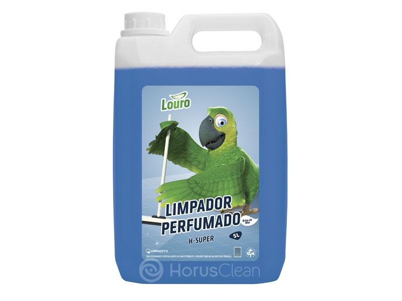 Limpador Perfumado Brisa do Mar Louro 5L