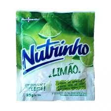 Refresco em pó Nutrinho Limão 25g
