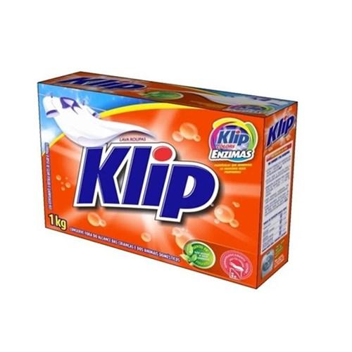 Sabão em Pó Sh Klip Original 1kg