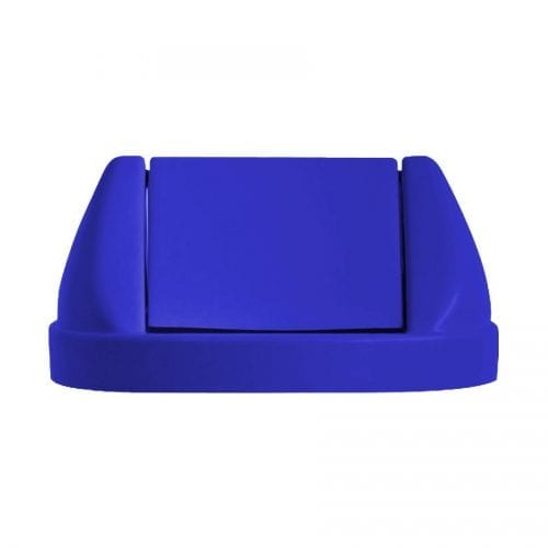 Tampa Basculante Azul 24cm Bralimpia