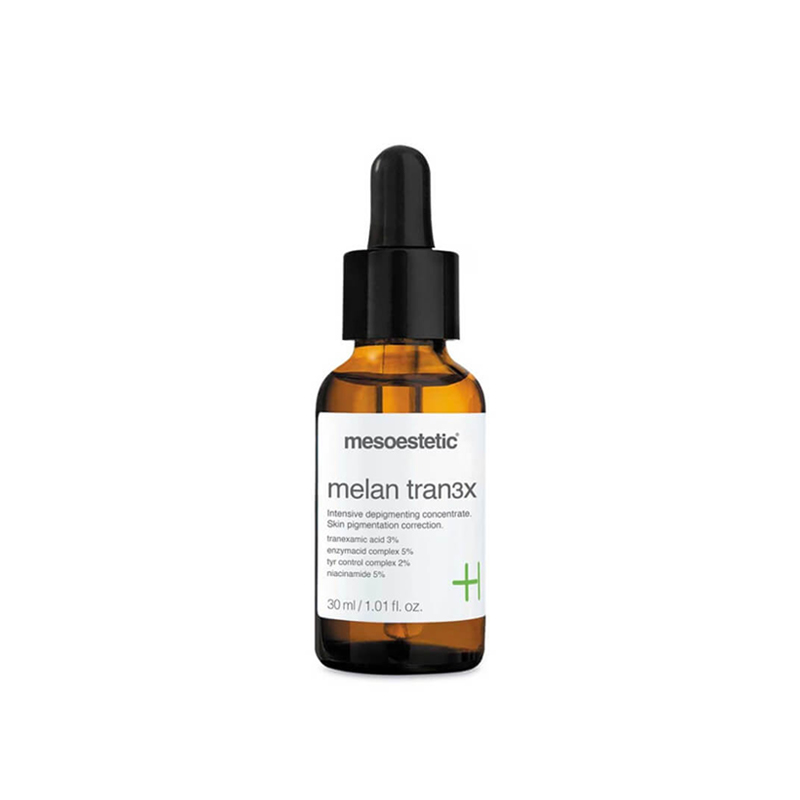 Melan Tran3x Intensive Depigmenting Concentrate Mesoestetic - 30ml