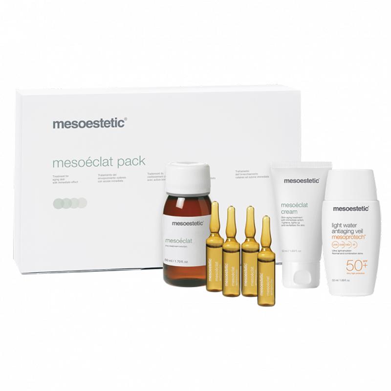 Mesoeclat Pack 2.0 Kit Mesoestetic