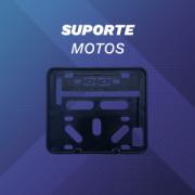 Suporte para placas Motocicletas