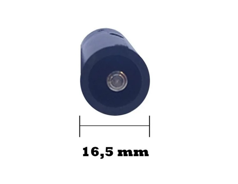 Relé de Nível Superior DIN 35mm + 3 Eletrodos Tipo Pêndulo cabo de 1m
