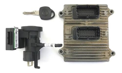 Kit Módulo De Injeção Eletrônica Gm Celta 1.0 8v 2012