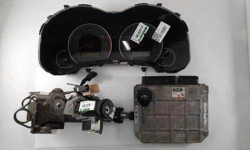 Kit Modulo De Injeção Toyota Corolla 2.0 2011