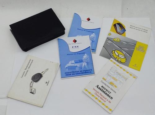 Manual Do Proprietário Renault Scénic 1999