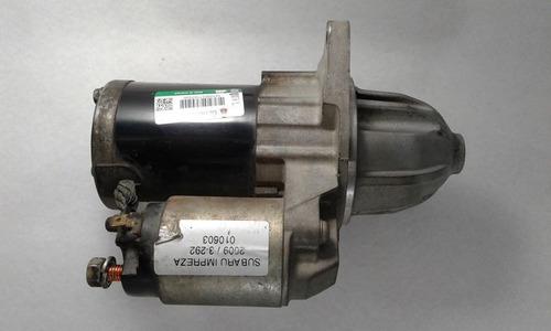 Motor De Arranque Subaru 2.0 16v 2008