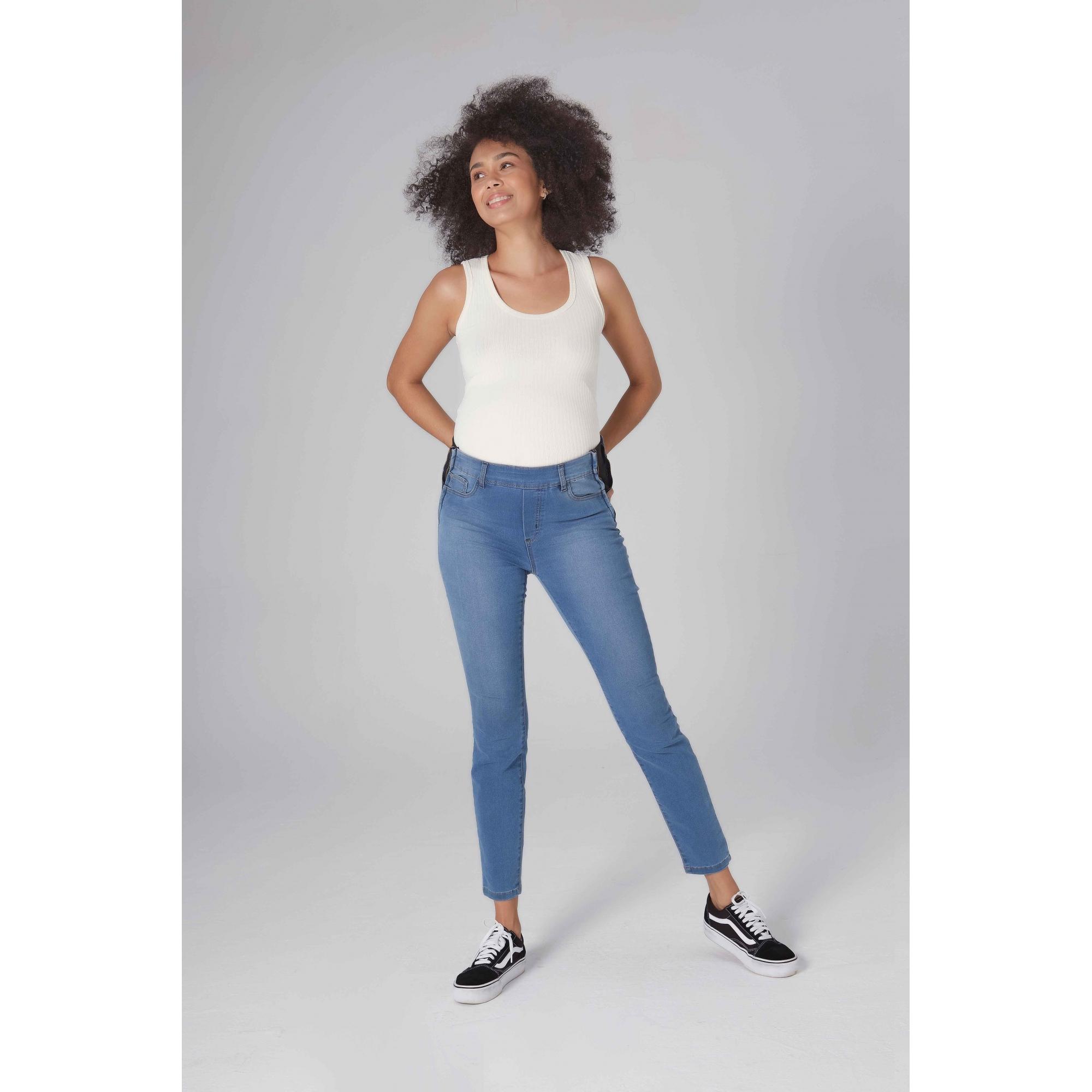 Calça Jeans Gestante Lima