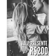 VALE-PRESENTE R$200,00