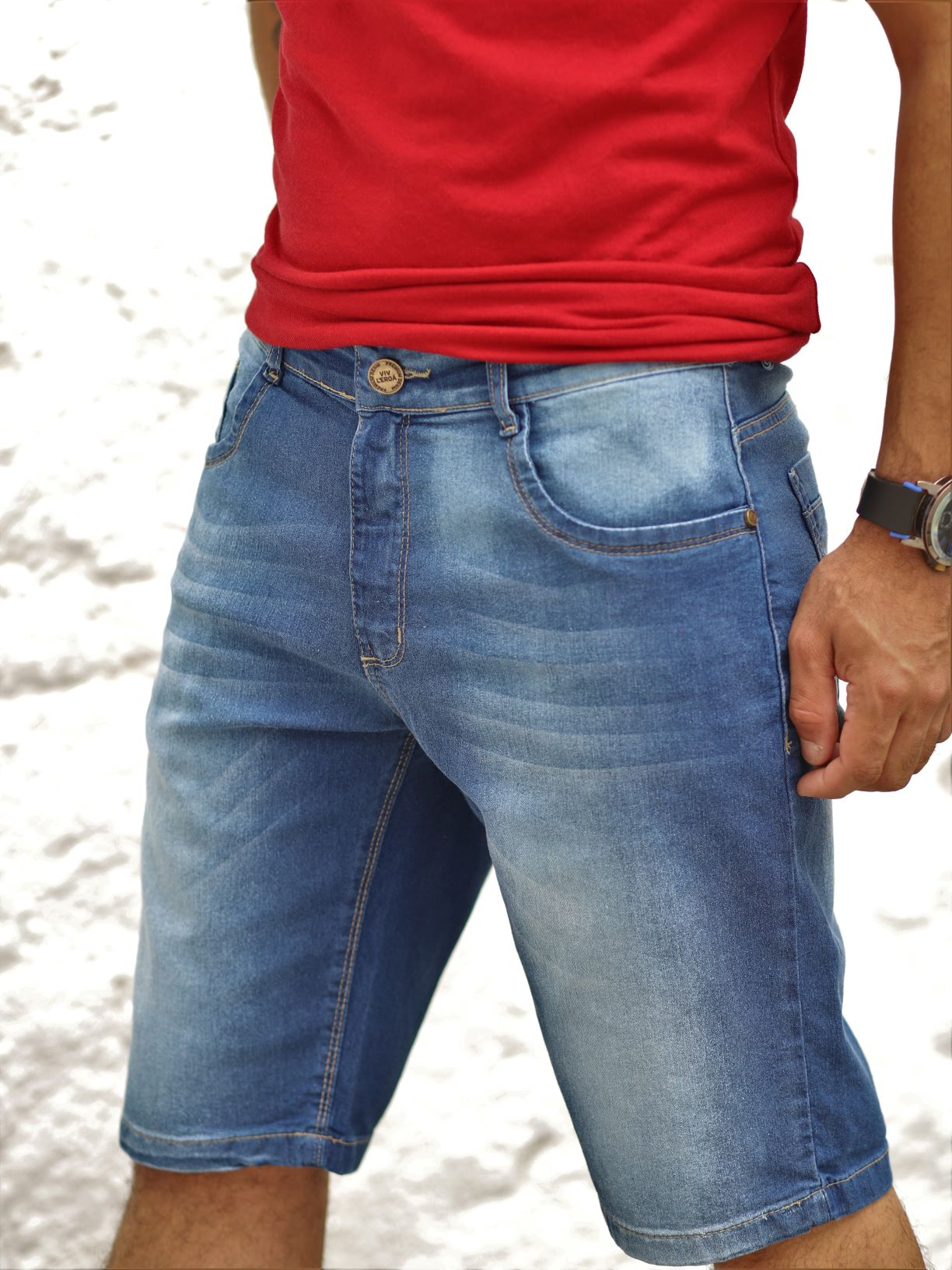 BERMUDA JEANS LUCY 0401275